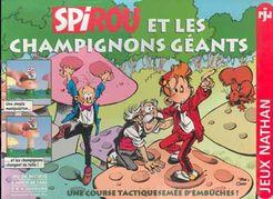 Spirou et les Champignons Géants
