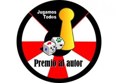 Premio Jugamos Tod@s al autor de juegos en España
